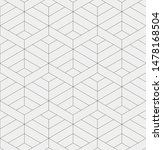 seamless vector pattern.... | Shutterstock .eps vector #1478168504