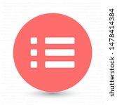 expand menu vector icon . lorem ...
