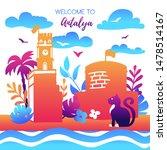 vector illustration welcome to...   Shutterstock .eps vector #1478514167