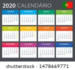 vector template of color 2020... | Shutterstock .eps vector #1478669771
