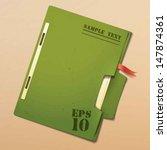 file | Shutterstock .eps vector #147874361