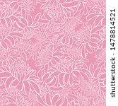 Vector Pink Seamless Pattern...