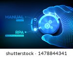 Rpa Robotic Process Automation...