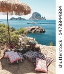 Picnic Setting By Es Vedra...