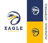 Eagle Head Arrow Logo.circle...