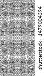 fun rectangle ikat rapport....   Shutterstock . vector #1479004394