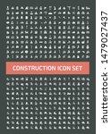 construction and cargo vector... | Shutterstock .eps vector #1479027437