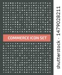 e commerce and shopping vector...   Shutterstock .eps vector #1479028211