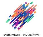 green  orange  violet  purple... | Shutterstock .eps vector #1479034991