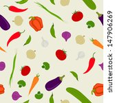 seamless vector pattern with... | Shutterstock .eps vector #147906269