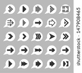 arrow icons for site