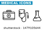 thin lines web icon set  ... | Shutterstock .eps vector #1479105644