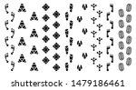 robot footprints tracks ...   Shutterstock .eps vector #1479186461