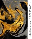 agate crystal. golden swirl ...   Shutterstock . vector #1479199661