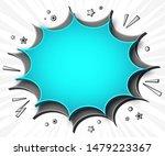 comics background. cartoon... | Shutterstock .eps vector #1479223367