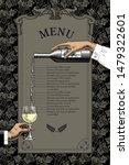 Wine List Template Layout....