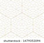 vector seamless geometric...   Shutterstock .eps vector #1479352094