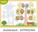vector colorful crossword in... | Shutterstock .eps vector #1479431444