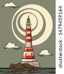 simple cartoon stylized... | Shutterstock .eps vector #1479459164