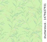 editable green vector endless...   Shutterstock .eps vector #1479637931