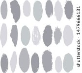 paint stains grunge collection. ... | Shutterstock .eps vector #1479666131