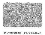 hand drawn grunge texture.... | Shutterstock .eps vector #1479683624