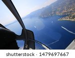 Helicopter Inside View....