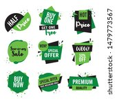 collection of colorful sale... | Shutterstock .eps vector #1479773567