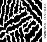 grunge brush pattern. texture.... | Shutterstock .eps vector #1479848111