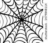 grunge brush pattern. texture.... | Shutterstock .eps vector #1479848114