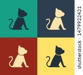 color cat icon isolated on... | Shutterstock .eps vector #1479922421
