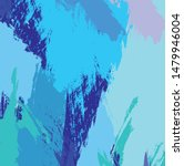 abstract colorful blue paint... | Shutterstock .eps vector #1479946004