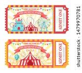 Amusement Park Ticket. Admit...
