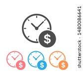 business and finance management ... | Shutterstock .eps vector #1480086641