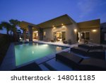 Luxurious House With Swimming...