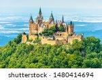 Hohenzollern Castle Or Burg On...