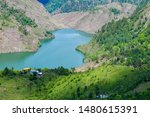 This Lake is almost 3.5 Kilometer long and 350 Feet deep was created after the earthquake of 8th October 2005, when a mountain slides into the valley which block the way of river and five village were