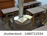 In Old Korean Classrooms  We...