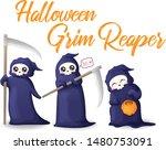 vector hand draw halloween...   Shutterstock .eps vector #1480753091