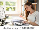Close Up Of A Businesswoman\'s...