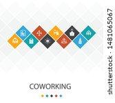 coworking trendy ui template...