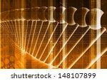 modern medical science... | Shutterstock . vector #148107899