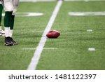 Football On Field   Week  3 Of...