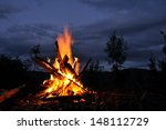 Bonfire  Campfire