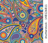 seamless pattern based on... | Shutterstock . vector #148126811