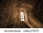 Mysterious Window In The Dark...