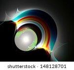 under the rainbow. computer... | Shutterstock . vector #148128701