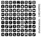 the big icon set | Shutterstock . vector #148148981