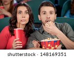 Постер, плакат: Exciting movie Shocked young