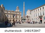 arles   may 4  2013  people are ... | Shutterstock . vector #148192847